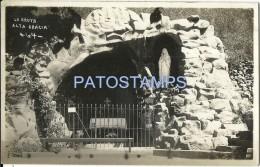 17351 ARGENTINA CORDOBA ALTA GRACIA LA GRUTA YEAR 1939 POSTAL POSTCARD - Argentinien