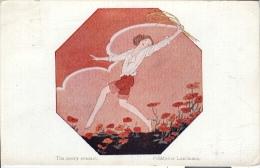 "H. Willebeek Le Mair  -  Schumann´s Children´s Pieces : ""The Merry Peasant"" - Le Mair"