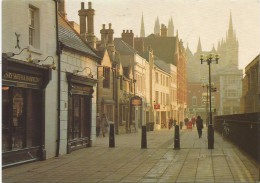 L3098 Peterborough - Exchange Street - Cathedral Square / Viaggiata 2002 - Inghilterra