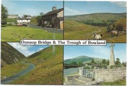 L3099 Dunsop Bridge - The Trough Of Bowland - Ribbley Valley / Viaggiata - Inghilterra