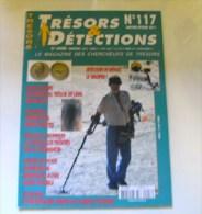 Tresors  Detection  N 117    2011 - Livres, BD, Revues