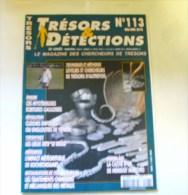 Tresors  Detection  N 113    2010 - Livres, BD, Revues