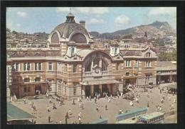 Korea Picture Postcard Seoul Station  VIew Card - Korea, South