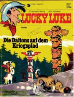 Comics Lucky Luke : Die Daltons Auf Dem Kriegspfad  ,  Band 60  Von 1990  ,  Delta Verlag - Books, Magazines, Comics