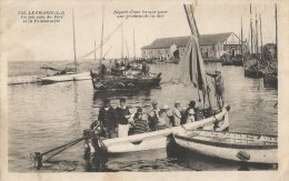 England  Ramsgate From East Pier   Postcard 1913 - England