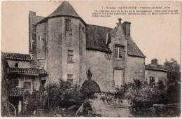 Saint Juire  Chateau De Saint Juire - France