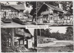 AK - Wien XVII - Parkpension Bavaria Mit Parkenden Oldtimer - Promenadegasse 43 - 1950 - Sonstige