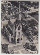 Wervik, Luchtfoto Van De Kerk (pk23251) - Wervik