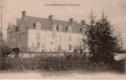 Challans  Chateau De La Verrie - Challans