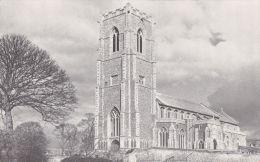 WORSTEAD - ST MARYS CHIURCH. - Zonder Classificatie