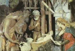 CHIESA DI PESCARENICO ALTARE DELLA MADONNA NATIVITA' - Vergine Maria E Madonne