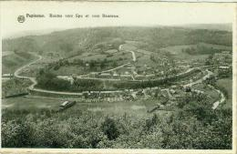 CP.  PEPINSTER.  ROUTES  VERS  SPA  ET  VERS  BANNEUX - Pepinster