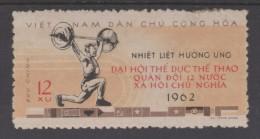 VIETNAM  1962  SPORTS  MICHEL  N°  223   Réf - Vietnam