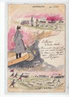 SIDNEY : (militaire) -  Guerre Russo-japonaise (Napoléon - Russie - Japon) Vers 1900 - Très Bon état - Satiriques