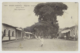 Lagos, Rue Igbosere (gel. Molbitz, Neustadt A.d. Orla) - Nigeria