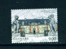 DENMARK  -  2014  Manor Houses  9kr  Used As Scan - Usati