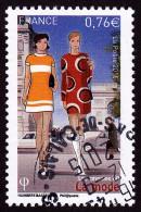 """""""la Mode"""" Issu Du Bloc """"les Années 60"""" Oblitéré Cachet Rond TTB - 2010-.. Matasellados"""
