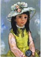Cpsm  Petite Fille De France - Portraits