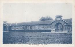Coeuilly - Les écoles - FRANCO DE PORT - France