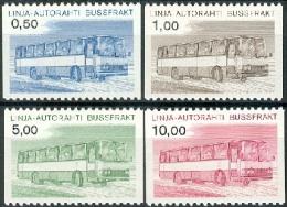 FINLAND 1981 Postbus M/81 PF-MNH-NEUF