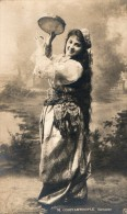 CONSTANTINOPLE - Danseuse - Türkei