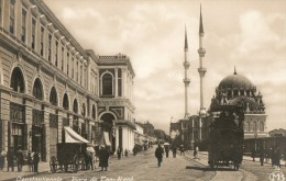 CONSTANTINOPLE - Place De Top Hané - Türkei