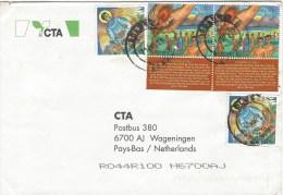 Zambia 2001 Solwezi Creation In Clay K600 Christmas K100 Cover - Zambia (1965-...)