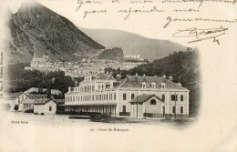 Briançon  - La Gare - Briancon