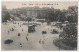 PARIS - Place Pereire        (80069) - Distretto: 17