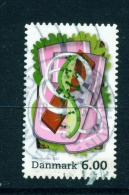 DENMARK  -  2012  Open Sandwiches  6kr  Used As Scan - Usati