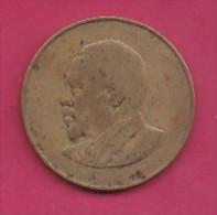 KENYA, 1968,  10 Cents, XF, KM 2,  C2854 - Kenya
