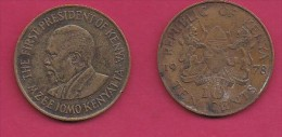 KENYA, 1978,  10 Cents, XF, KM 11,  C2858 - Kenia