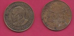 KENYA, 1978,  10 Cents, XF, KM 11,  C2858 - Kenya