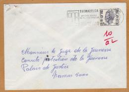 Enveloppe Cover Brief Elström Namur Themabelga - België
