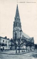 ARGENTON  église St Sauveur - Autres Communes
