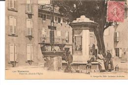 Ref:7611  PLACE DE L EGLISE - Vernoux