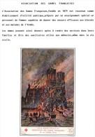 Lot Croix Rouge N 9 - Marcophilie (Lettres)