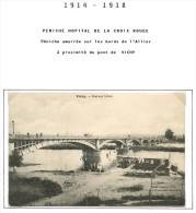 Lot Croix Rouge N 15 - Vichy