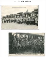 Lot Croix Rouge N 54 - Militaria