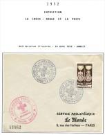Lot Croix Rouge N 79 - Marcophilie (Lettres)