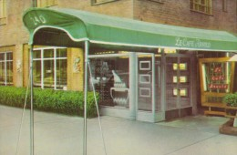 NEW YORK LE CAFE ARNOLD CENTRAL PARK SOUTH FRENCH CUISINE - Cafés, Hôtels & Restaurants