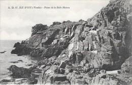 A?D. 97.  - Ile D'YEU - ( Vendée ) -   POINTE DE LA BELLE MAISON    - Ray122 - Ile D'Yeu