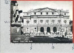 CARTOLINA VG ITALIA - MILANO - Teatro Alla Scala - 10 X 15 - ANNULLO MILANO 1969 - Milano (Milan)