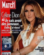 Paris Match N° 3185 - Céline Dion, La Mort De Dennis Hopper, Dans Le Secret Des Black Eyed - 3 Juin 2010 - General Issues