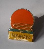 Takamaka - Pin's