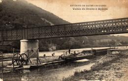 Environs De Baume Les Dames - Vallée Du Doubs à Hyèvre (animée) - Sin Clasificación