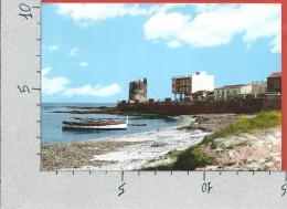 CARTOLINA VG ITALIA - SINISCOLA (NU) - S. Lucia - Spiaggia E Torra Antica - 10 X 15 - ANNULLO 1968 - Nuoro
