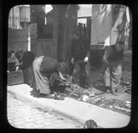 535-22-24 - SEINE MARITIME - LA JOURNEE DU CHIFFONNIER - Plaques De Verre