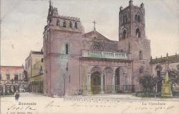 Italie - Monreale - La Cattedrale - Palermo 1905 - Palermo