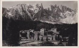 Italie - Gruppo Latemar - Grand Hotel Carezza - Bolzano (Bozen)